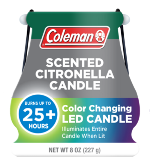 Citronella Led Candle 25 Hour