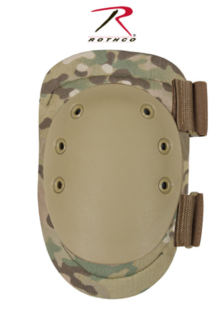 Rothco Multi-Purpose Knee Pads - Multicam