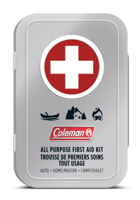 All Purpose First Aid Tin (40Pc)
