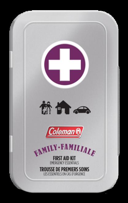 Family First Aid Tin (107Pc)
