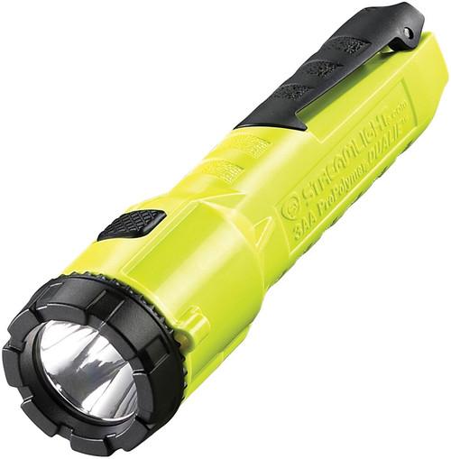 Dualie Flashlight Yellow 3AA