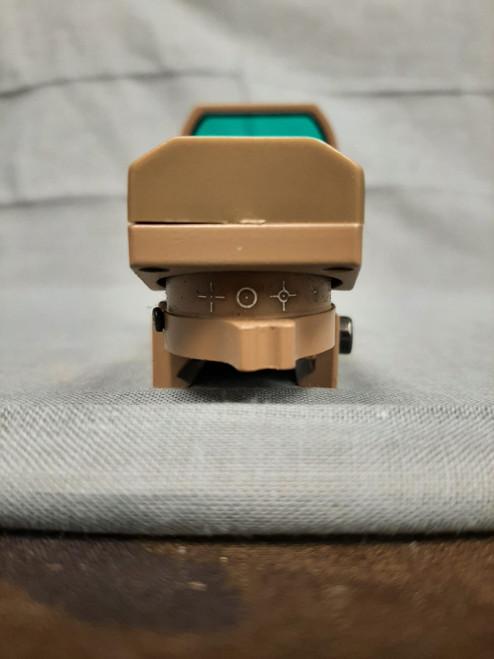 Multi Reticle Red Dot - FDE - USED