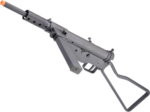 NorthEast Airsoft STEN Mk.2 Gas Blowback Airsoft SMG (Model: Chinese Contract / Skeleton Stock)