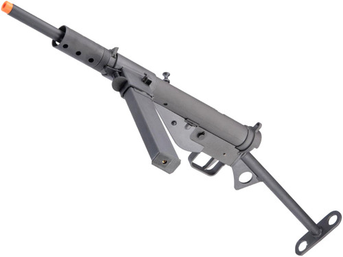 NorthEast Airsoft STEN Mk.2 Gas Blowback Airsoft SMG (Model: Long Branch / T Stock)