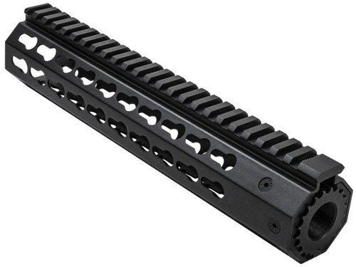 NcSTAR VISM M&P Free Float Keymod Handguard for Smith & Wesson M&P 15-22 Rifles