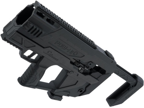 SRU 3D Printed PDW Carbine Kit for Hi-Capa Series Gas Blowback Airsoft Pistols (Type: Kit Only)
