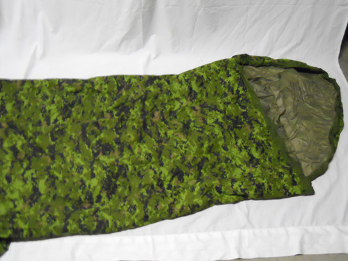 Canadian Armed Forces  Style Bivy Bag - Canadian Digital Pattern - New