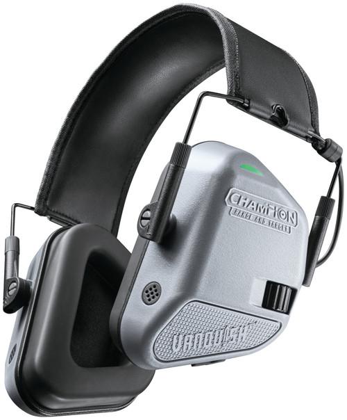 Vanquish Electronic Headphone Grey