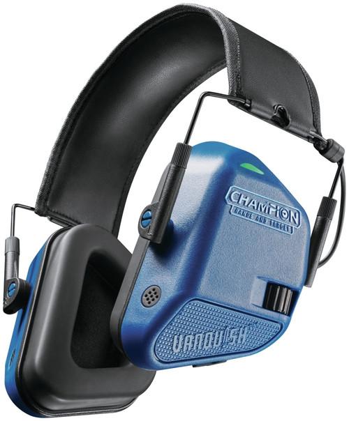 Vanquish Electronic Headphone Blue