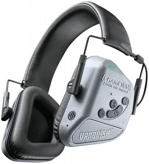Vanquish Pro Bt Electronic Headphone Grey