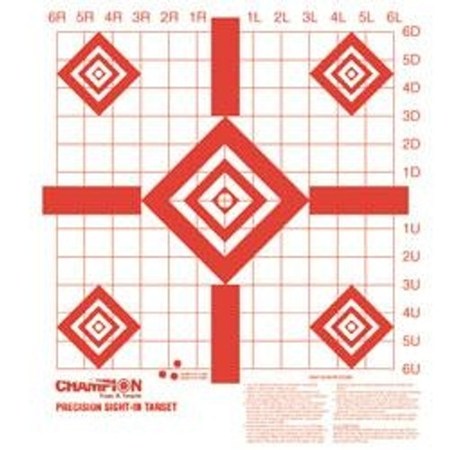 Redfield Style Targets 100 Pack