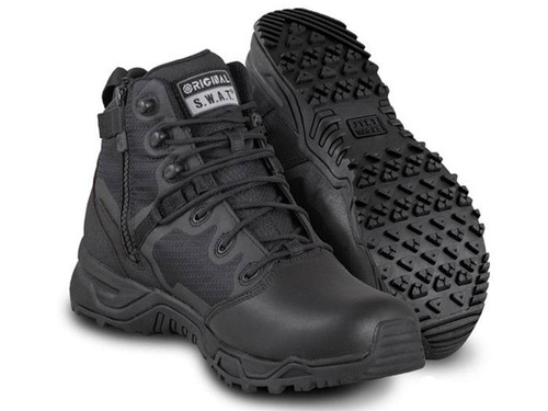 """Altama Alpha Fury 6"""" Boots w/ Polishable Toe (Size: 6.5)"""