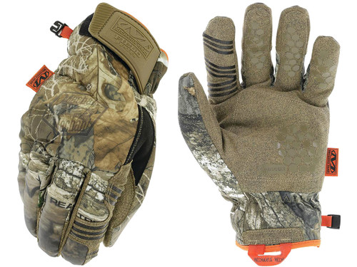 Mechanix SUB35 Winter Gloves (Color: Realtree Edge)