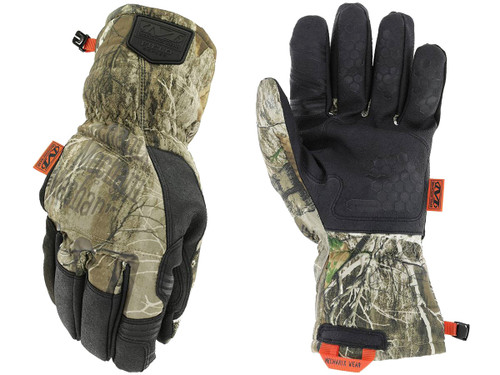 Mechanix SUB20 Winter Gloves (Color: Realtree Edge)