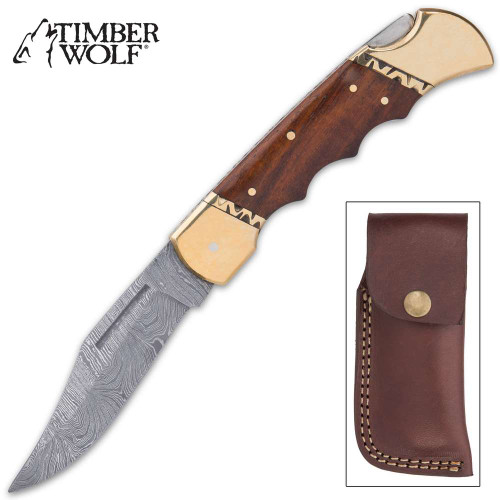 Timber Wolf Chief Executive Pocket Knife