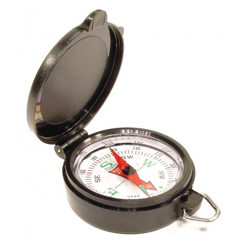 RUKO CD507L, Liquid Filled Teaching Compass, BLISTER