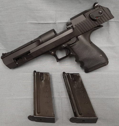Tokyo Marui Desert Eagle With Gaurder Kit and Spare Mag - USED