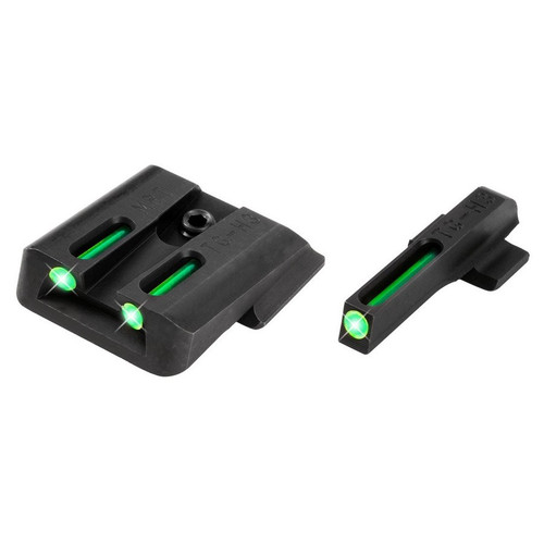 S&W M&P Tfo Tritium Fibre Optic Sight Set