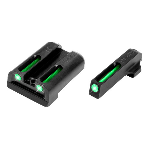 Sig #6/#8 TFO Tritium Fibre Optic Sight Set