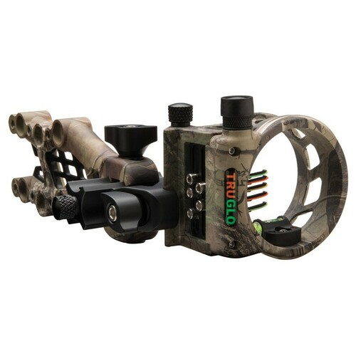 Carbon Hybrid 5 Pin Bow Sight Camo