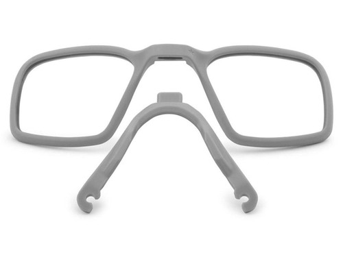 Revision Prescription (Rx) Carrier and Connector System for Revision SnowHawk Ballistic Eyewear