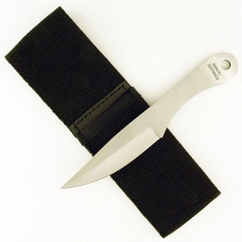 "RUKO K3422S, 420J2, 6"" Professional Throwing Knife"