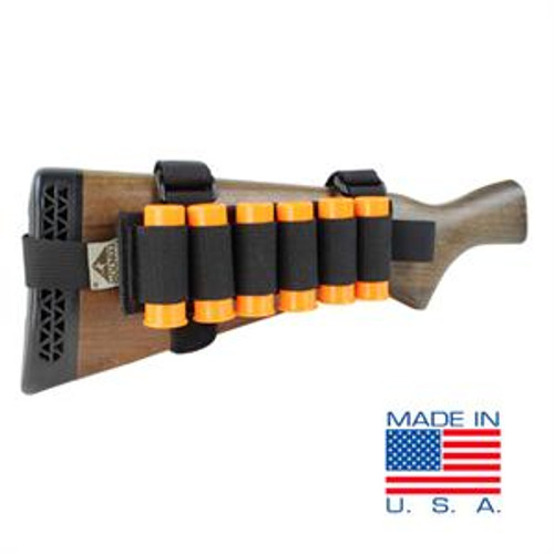 Condor Tactical Shotgun Reload Buttcuff - Black