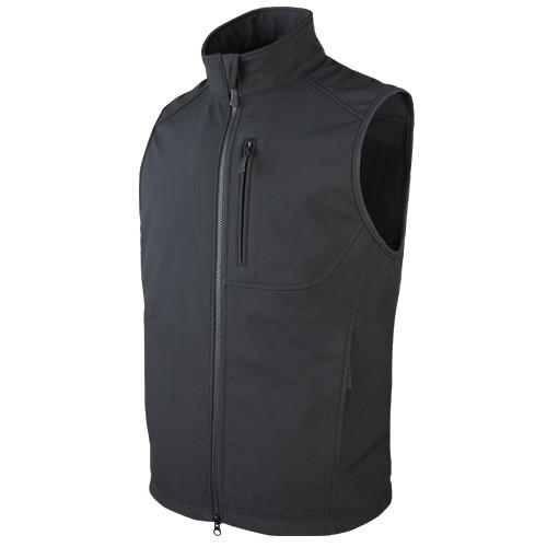 Condor Core Softshell Vest - Black