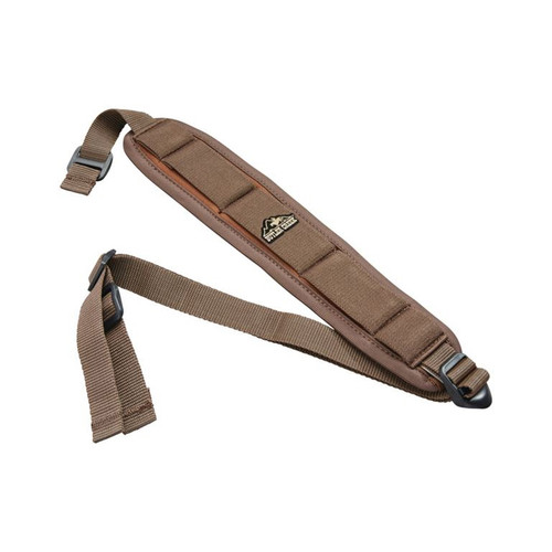 Comfort Stretch Rifle Sling Brown