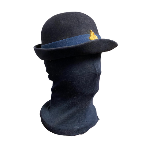 French National Police Bowler Cap