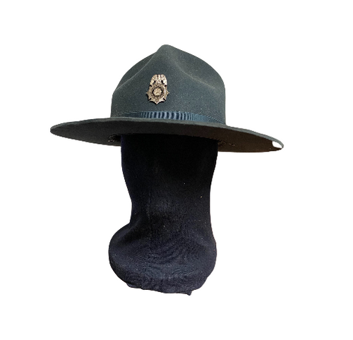 Wisconsin State Patrol Police Hat