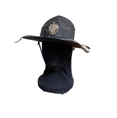 Massachusetts State Patrol Police Hat