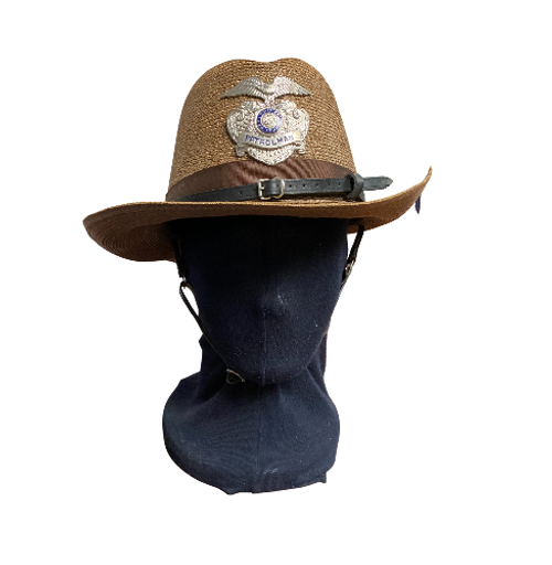 New Mexico State Patrol Police Hat