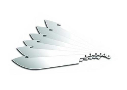 Razor-Lite Replacment Blades 6/Pkg
