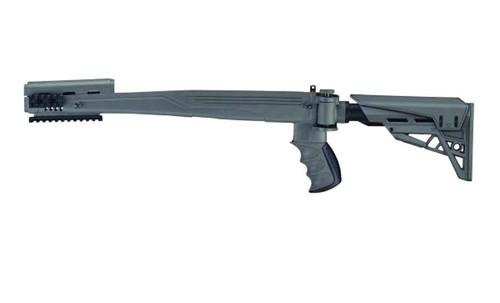 SKS Tactlite Gray ADJ S/F Stock W/Scorpion Recoil System