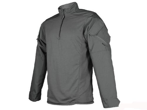 Tru-Spec Urban Force TRU 1/4 Zip Combat Shirt (Colour: Urban Grey)