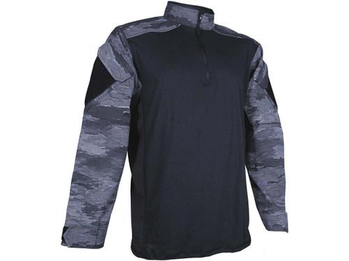 Tru-Spec Urban Force TRU 1/4 Zip Combat Shirt (Colour: A-TACS LE)