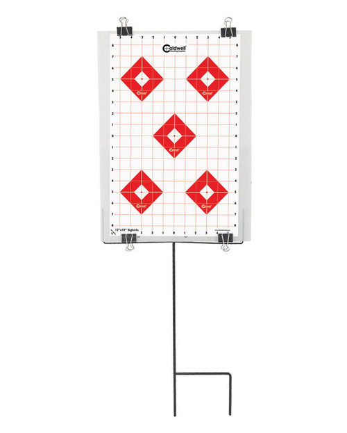 Ultra Portable Target Stand W/Targets