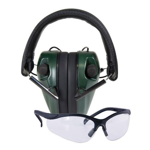 E-Max Lo Pro Electric Muff W/Glasses