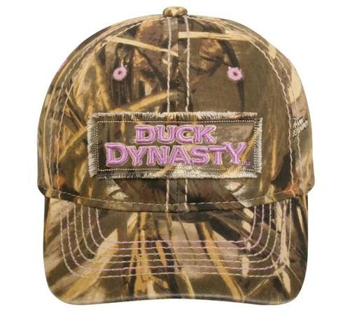 Duck Dynasty Ladies Max-4 Cap