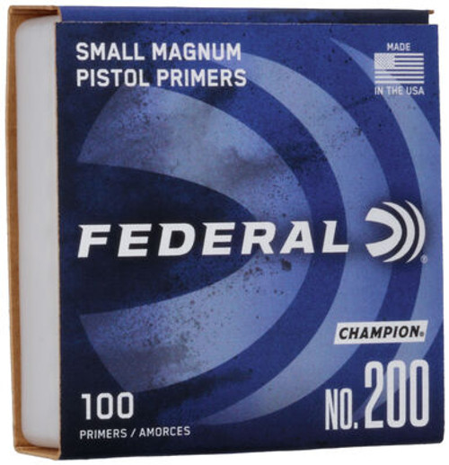 Small Pistol Mag Primers Per/M