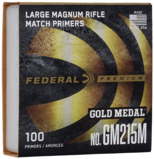 Large Rifle Mag Match Primers Per/M