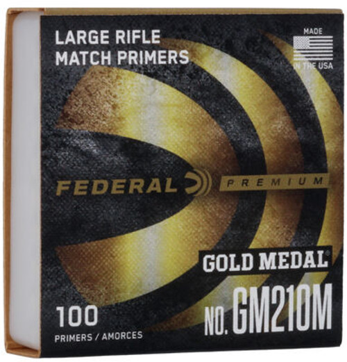 Large Rifle Match Primers Per/M