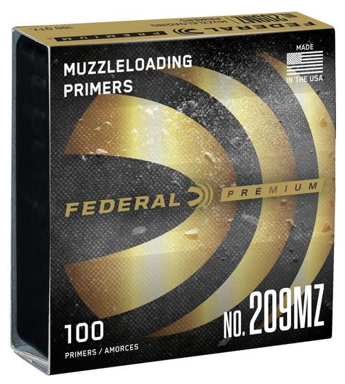 209 Muzzleloader Primer 100 Per/Box