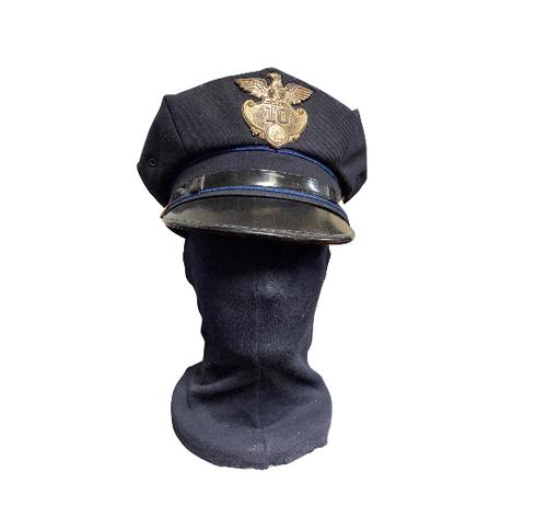 Vintage Cleveland Police Cap