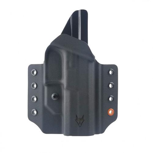 "Gryphon Cz P10F Holster Black W/ 1.5"" Loops"