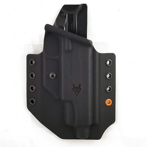 """Gryphon Glock 17/22 Holster Black W/1.5"""" Loops"""