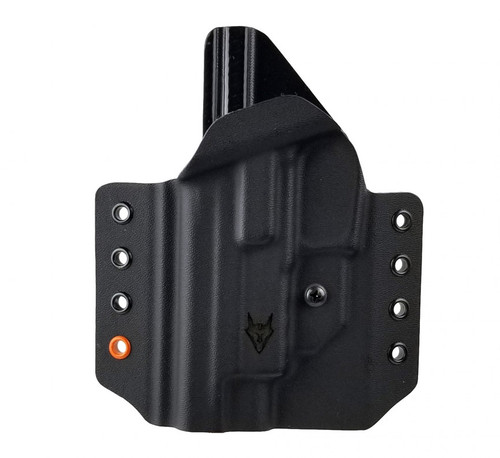 """Gryphon Sig P226 LH Holster Black W/1.5"""" Loops"""