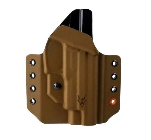 "Gryphon Sig P226 Holster Coyote W/1.5"" Loops"