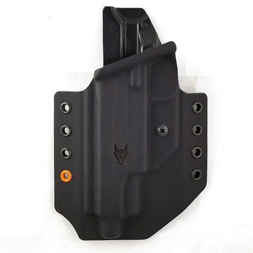 """Gryphon Sig P320 LH Holster Black W/1.5"""" Loops"""